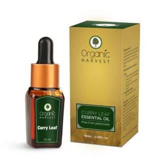 Organic Harvest Curry Leaf essential oil