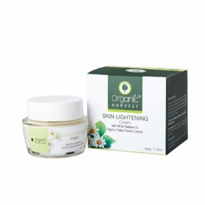 Organic Harvest Skin Lightening Cream
