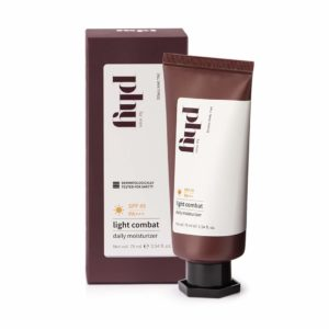 Phy Light Combat Daily Moisturizer Spf 45 Pa+++, 75 ml