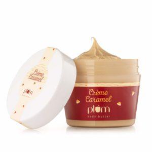 Plum Creme Caramel Body Butter, 200 g