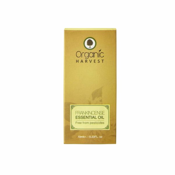Organic Harvest Frankincense Essential Oil