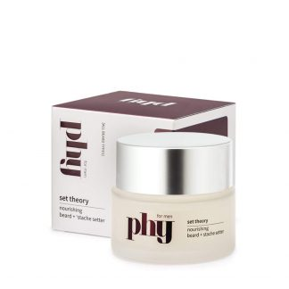 Phy Set Theory Nourishing Beard and Stache Setter, 50 g
