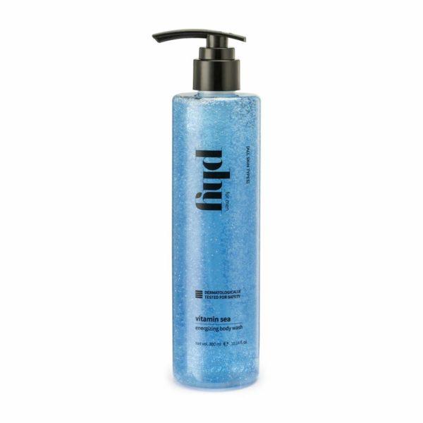 Phy Vitamin Sea Energizing Body Wash, 300 ml
