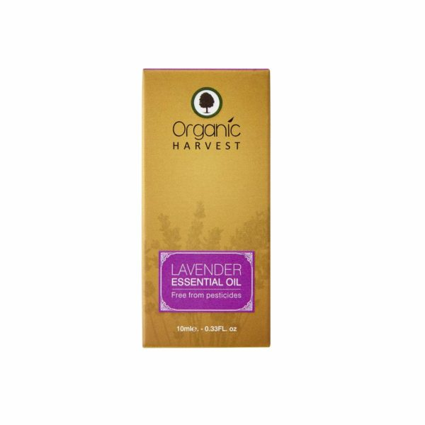 Organic Harvest Lavender Essential Oil (10 ml)
