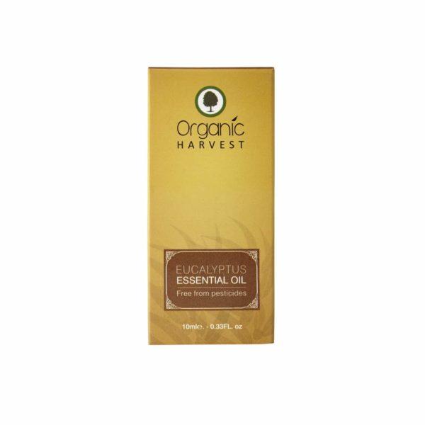 Organic Harvest Eucalyptus Essential Oil, 10 ml