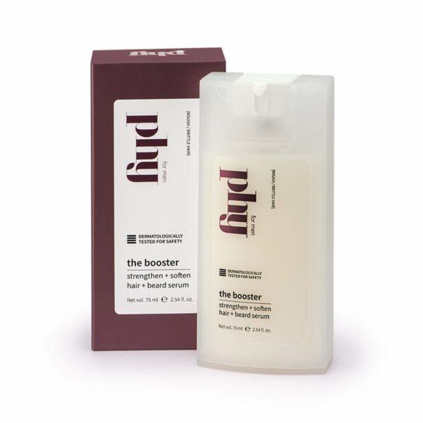 Phy The Booster Strengthen + Soften Hair + Beard Serum, 75 ml