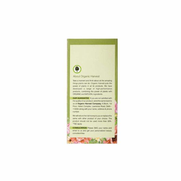Organic Harvest Hair STRENGTHENING Hair Oil 60ml