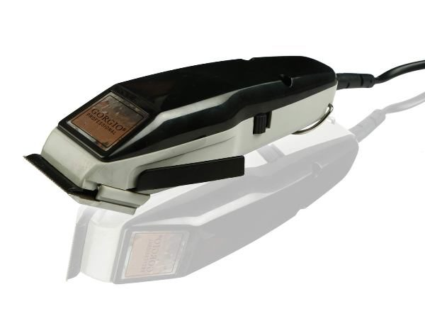 Gorgio HC6000 Professional Hair Clipper with Titanium Coated Blade (Black)