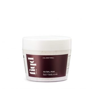 No Tan, Man After-Sun Face and Body Scrub, 200 g
