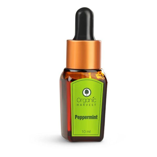 Organic Harvest Peppermint Essential oil 10 ml