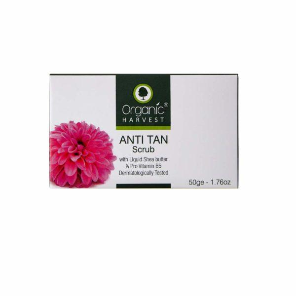 Organic Harvest Anti Tan Scrub