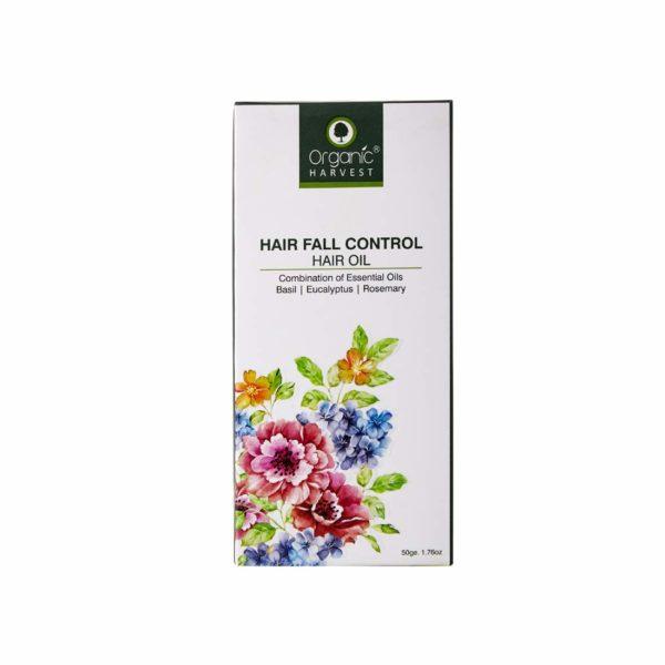 Organic Harvest Hair Fall Control Hair Oil 60 ml