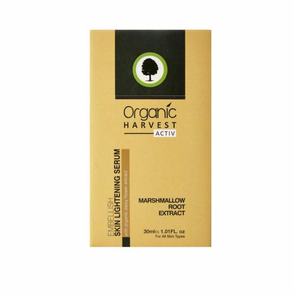 Organic Harvest Activ Skin Lightening Serum, 30ml