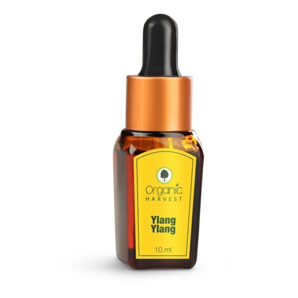 Organic Harvest YLANG YLANG Essential Oil 10 ml